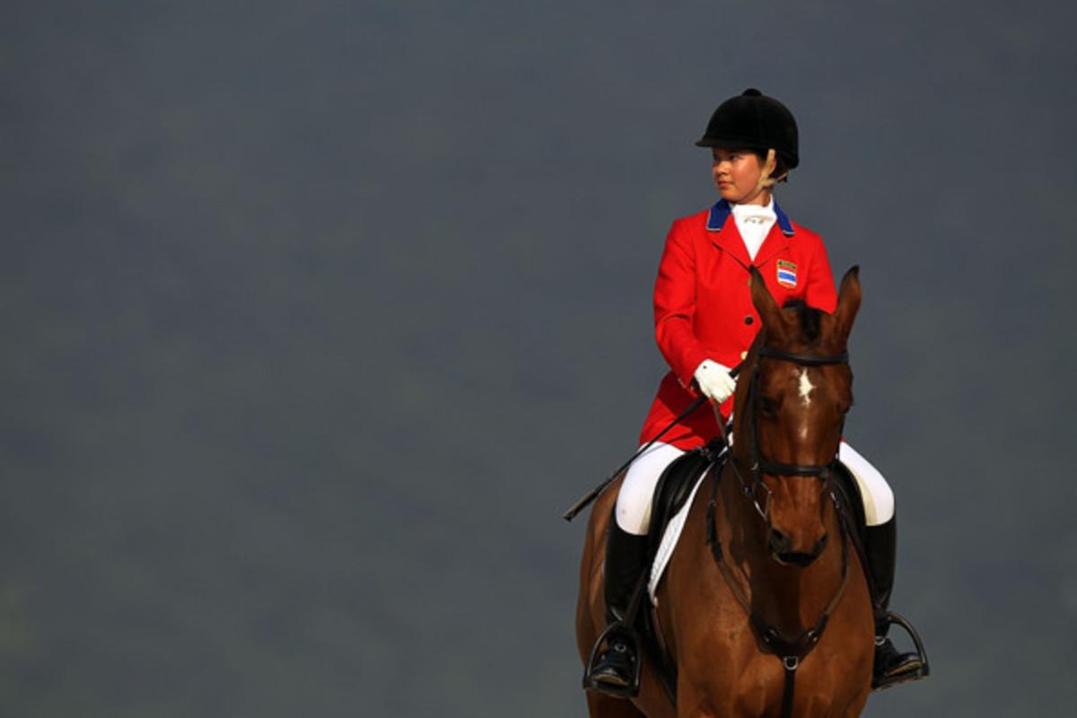 Η πρώτη αμαζόνα από την Ασία στους Ολυμπιακούς Αγώνες | Newsit.gr