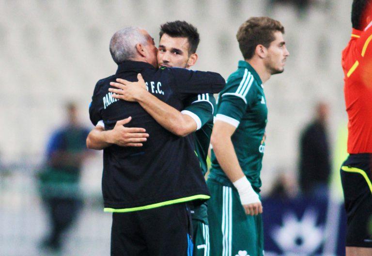 Δάκρυσαν όλοι στο «αντίο» του Νίνη στον Παναθηναϊκό(VIDEO) | Newsit.gr