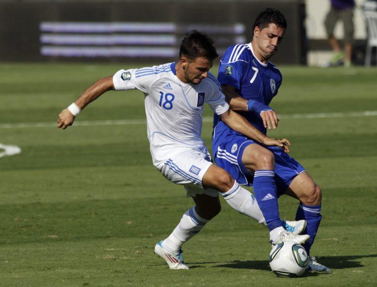 ΤΕΛΙΚΟ: Ισραήλ – Ελλάδα 0-1 | Newsit.gr