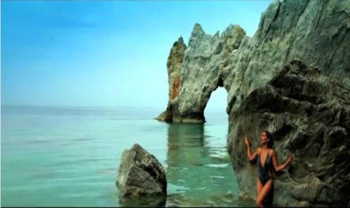 Δες το μαγευτικό video clip της Δ. Βανδή, «Το νησί»! | Newsit.gr