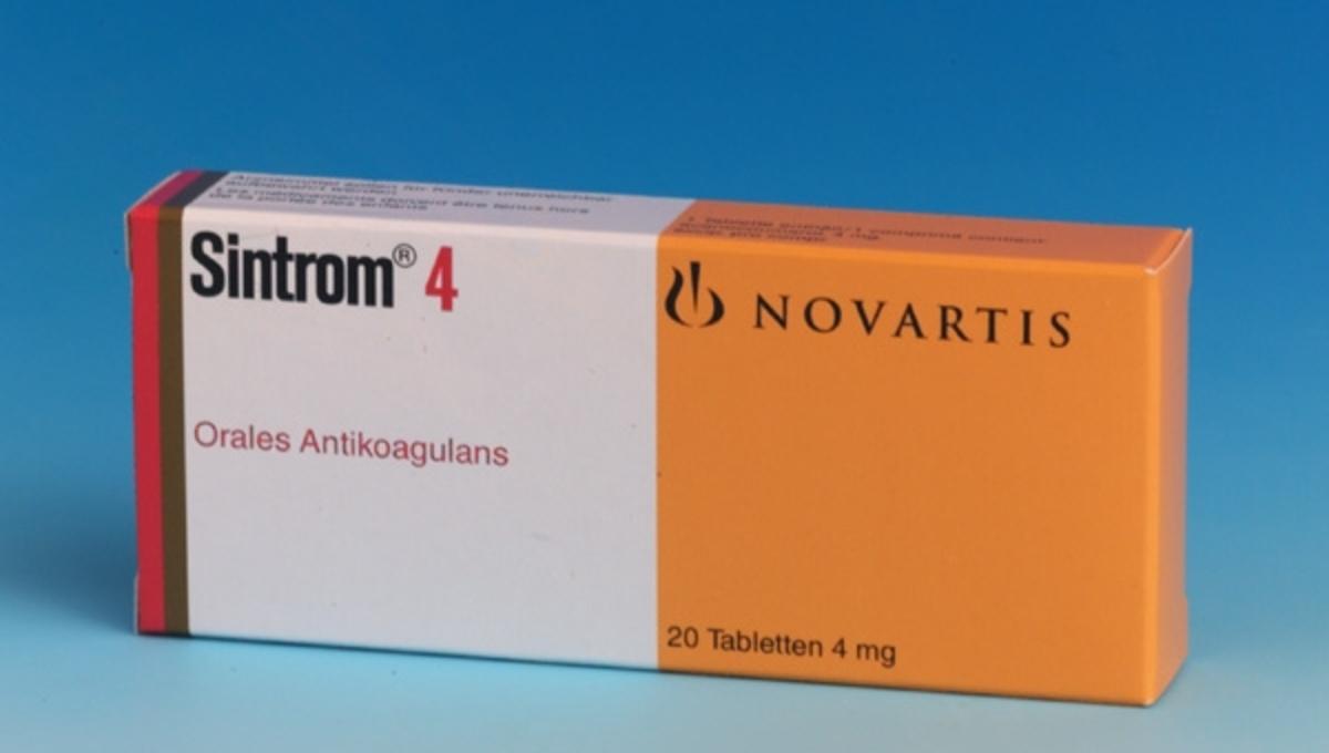 "Novartis Hellas: ""Eφοδιάζουμε κανονικά την αγορά με το SINTROM 4″ | Newsit.gr"
