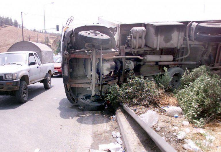 Θεσσαλονίκη: Κυκλοφοριακή συμφόρηση λόγω τροχαίου στην Περιφερειακή οδό | Newsit.gr
