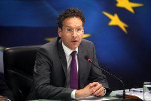 Ντάϊσελμπλουμ για Eldorado Gold: Δεν συζητήσαμε το θέμα στο Eurogroup