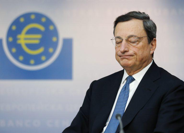 Ντράγκι: «Όχι νέους φόρους ναι στην περικοπές δαπανών» | Newsit.gr
