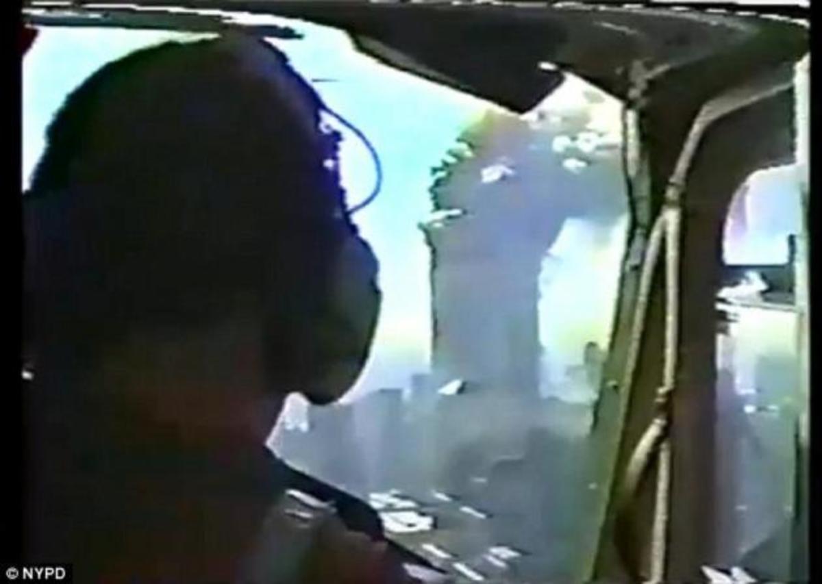 Ο εφιάλτης του πληρώματος ελικοπτέρου την ώρα που έπεφταν οι Δίδυμοι Πύργοι-συγκλονιστικό βίντεο | Newsit.gr
