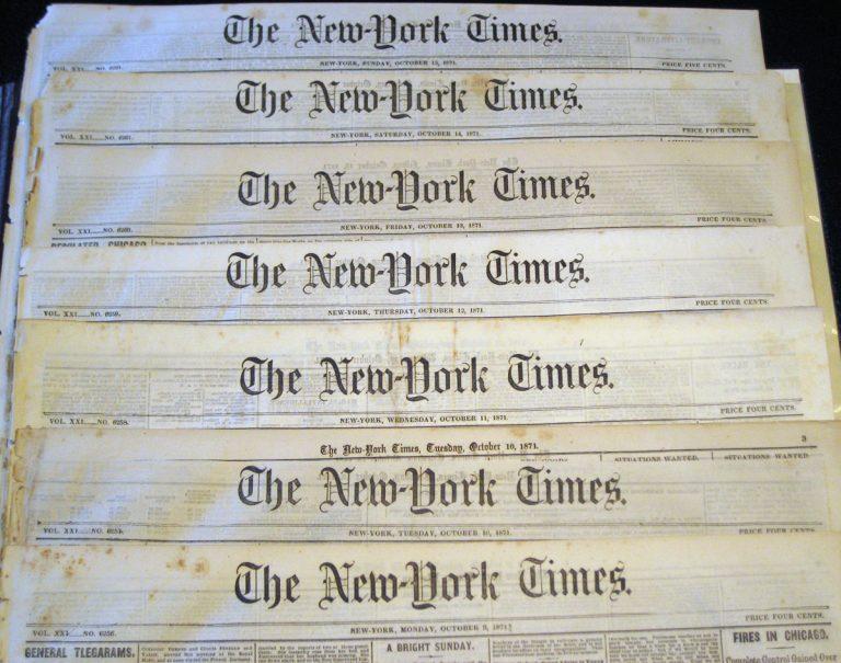 NY Times: δώστε εδάφη γιά να ξεχρεώσετε | Newsit.gr
