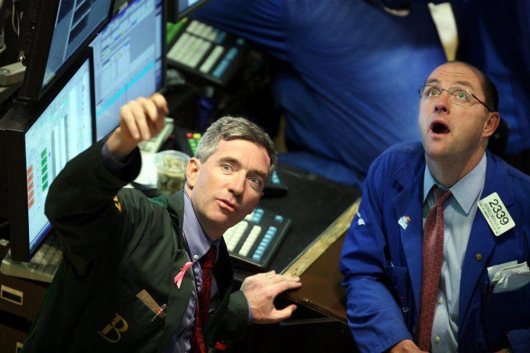Η αγοραστική φρενίτιδα στη Νέα Υόρκη έδωσε ώθηση στη Wall Street | Newsit.gr