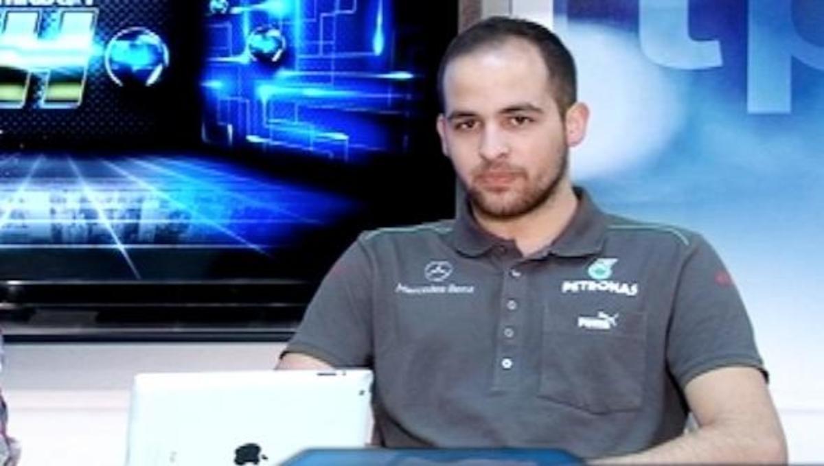 Αυτός είναι ο Έλληνας πίσω από το σχεδιασμό του μονοθεσίου της Mercedes F1 | Newsit.gr