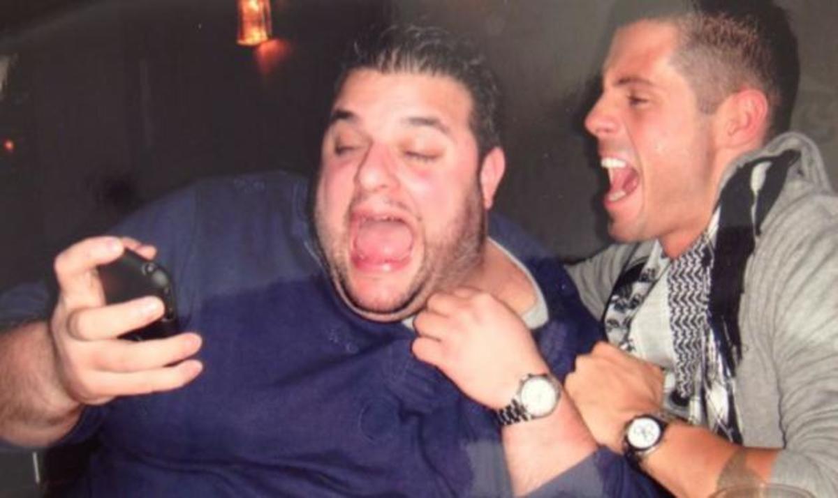 O κολλητός φίλος του Ν. Γιγουρτάκη περιγράφει την τελευταία του νύχτα   Newsit.gr