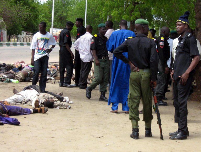 Ανακαλύπτουν πτώματα στη Νιγηρία | Newsit.gr