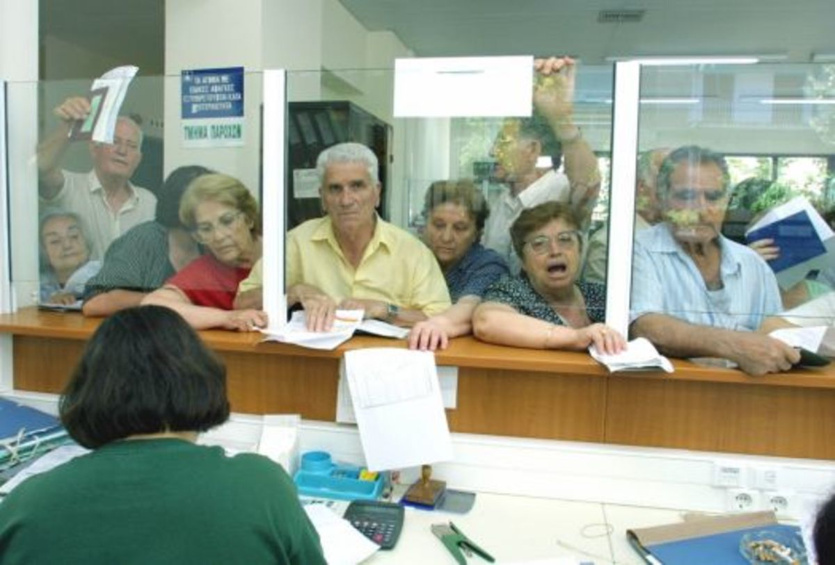 Ξεκινά από τη Δευτέρα η απογραφή των συνταξιούχων του ΟΑΕΕ | Newsit.gr