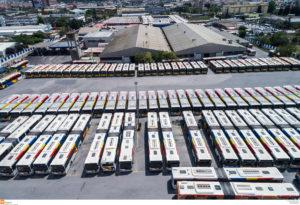 Θεσσαλονίκη: Χωρίς αστικά λεωφορεία και τη Δευτέρα