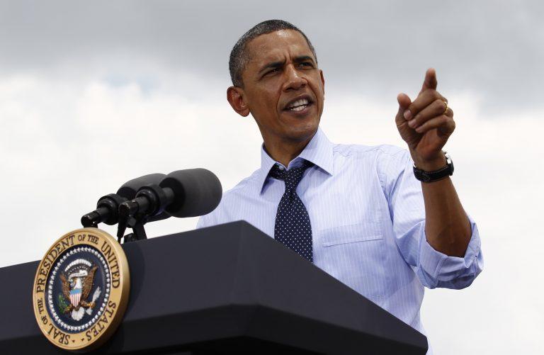 Ο Ομπάμα είχε επιστροφή από την εφορία!   Newsit.gr