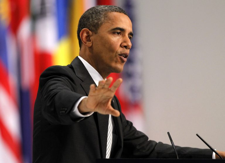 Ο Ομπάμα ψήφισε από τώρα! | Newsit.gr