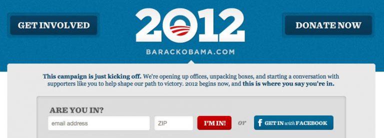 Ο Ομπάμα ξανά για πρόεδρος – Δείτε το πρώτο βίντεο με το οποίο το ανακοίνωσε | Newsit.gr