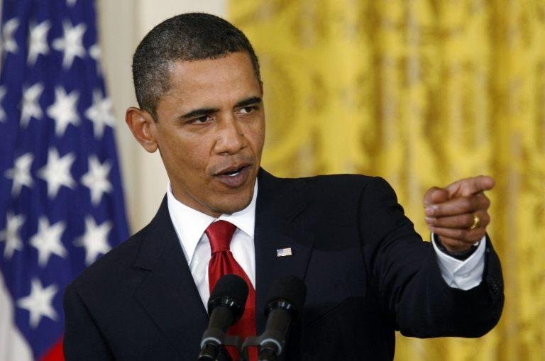 Μ.Ομπάμα: «Αναλαμβάνω τις ευθύνες μου» | Newsit.gr