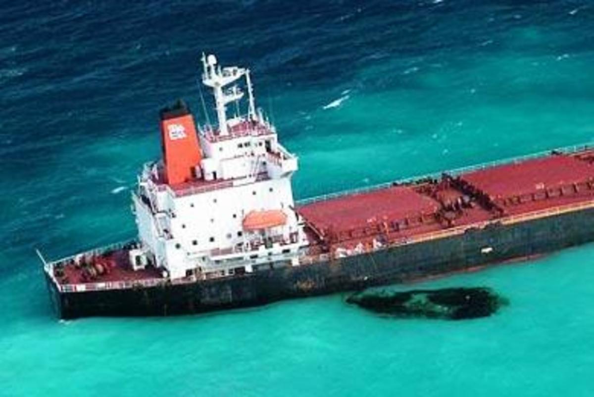 HΠA: Και δεύτερη επικίνδυνη πετρελαιοκηλίδα… | Newsit.gr