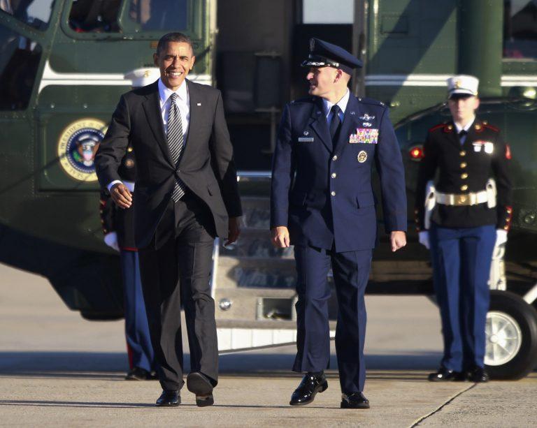 Αναχώρησε για περιοδεία ο Ομπάμα – Όλοι οι σταθμοί του   Newsit.gr