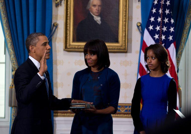 Η ορκωμοσία του Μπάρακ Ομπάμα | Newsit.gr