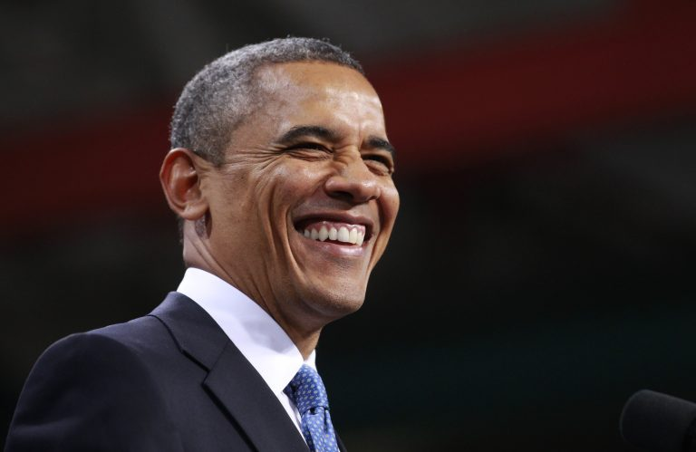 Εκτοξεύτηκε η δημοτικότητα του Ομπάμα | Newsit.gr