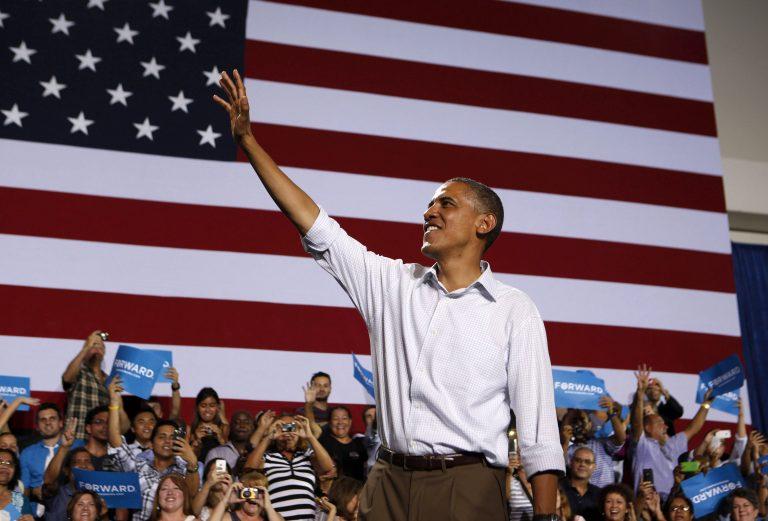 Ομπάμα: Αν επανεκλεγώ θα μειώσω το έλλειμμα   Newsit.gr