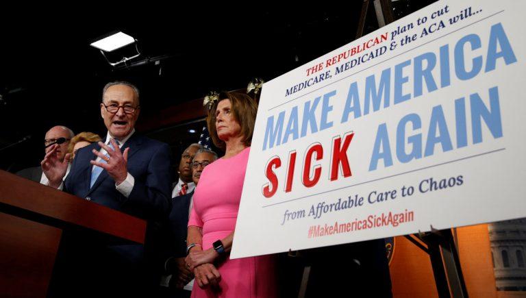 Ανησυχία για την κατάργηση του Obamacare – Ποιοι Ρεπουμπλικάνοι διαφοροποιούνται | Newsit.gr