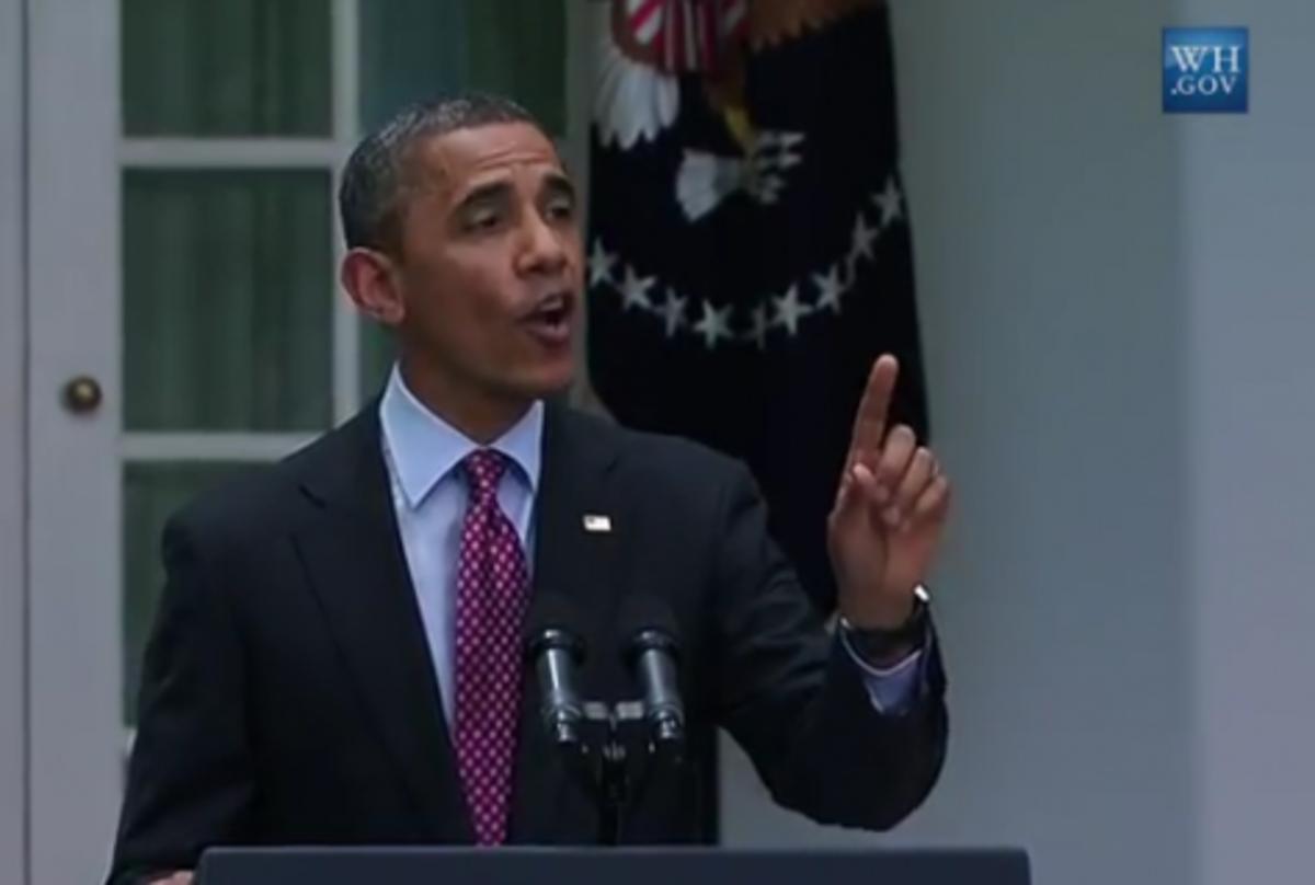 Ο Ομπάμα «τα πήρε» με συντηρητικό δημοσιογράφο που διέκοψε δήλωσή του – Βίντεο   Newsit.gr