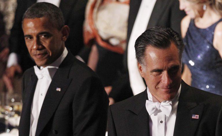 Ισοψηφία Ομπάμα – Ρόμνεϊ δείχνει η τελευταία δημοσκόπηση | Newsit.gr