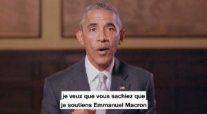 Γαλλικές εκλογές: Ο Ομπάμα… ψήφισε! [vid]