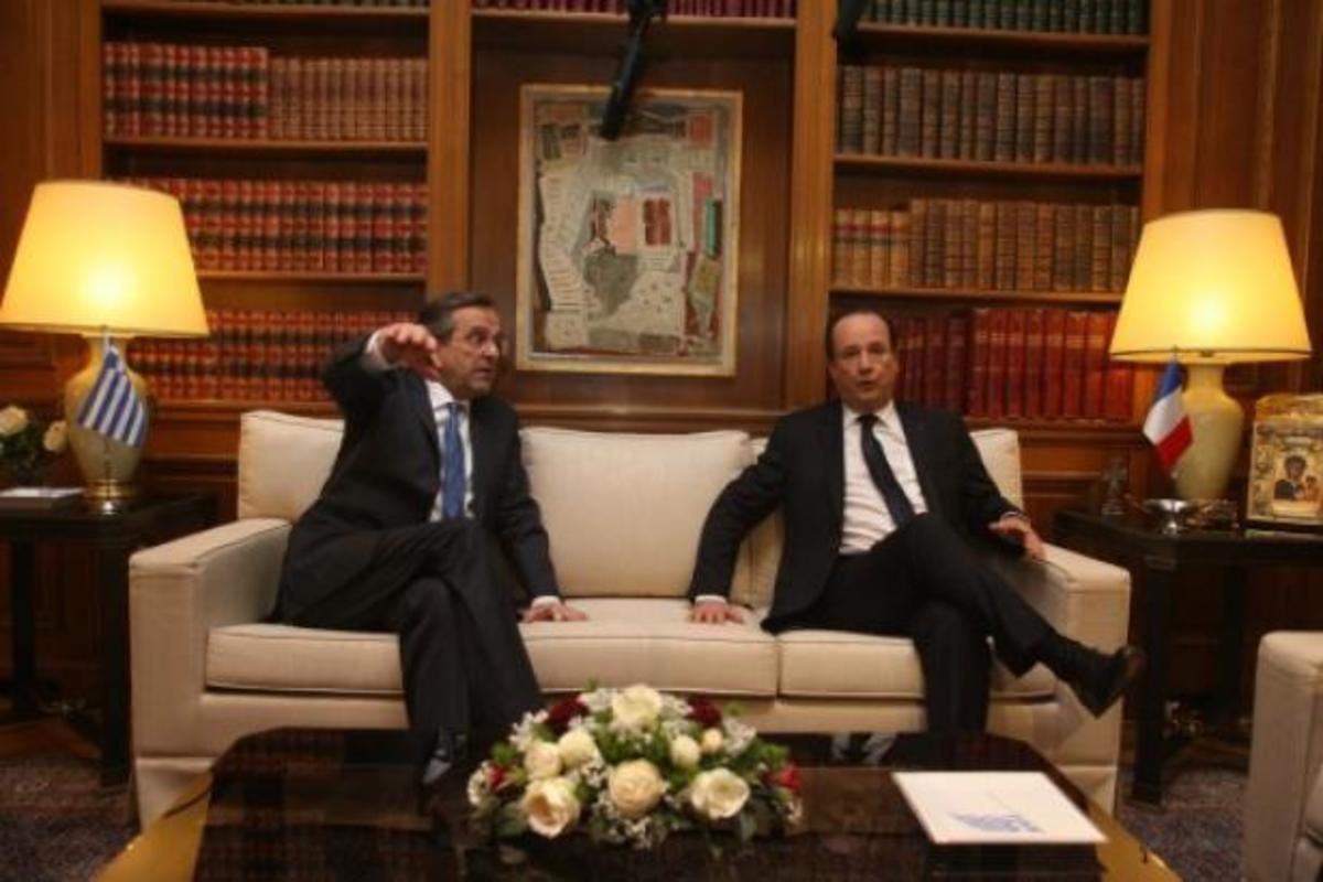 Τι νούμερα τηλεθέασης έκανε η βουβή ΕΡΤ κατά τη διάρκεια επίσκεψης του Ολάντ στην Αθήνα;   Newsit.gr