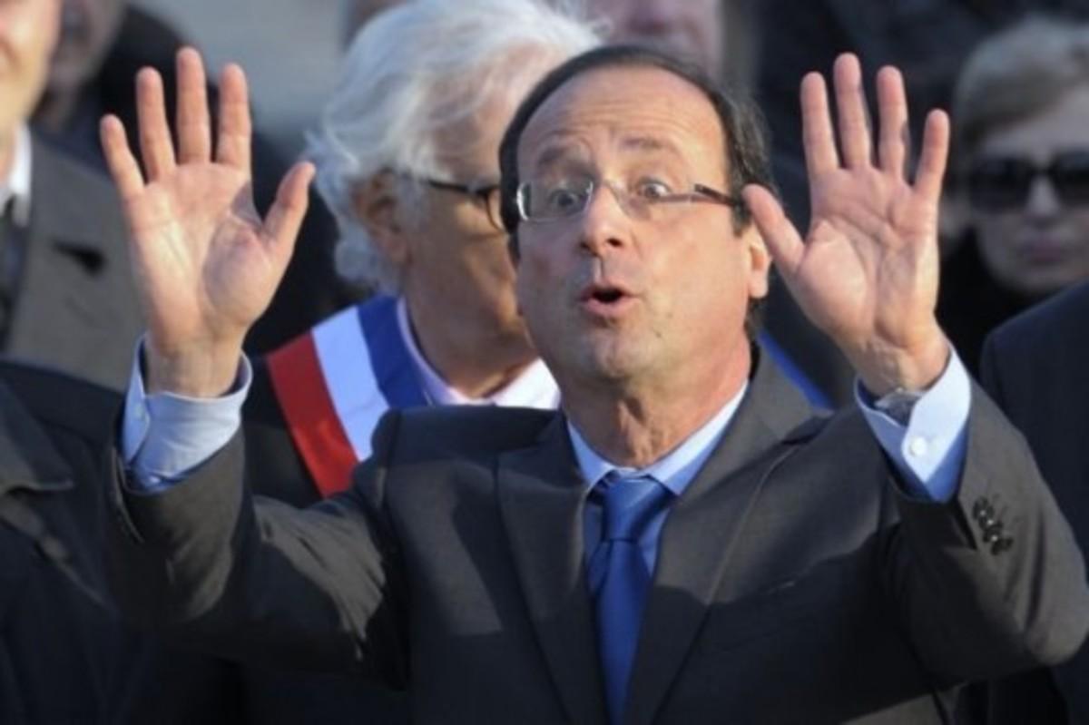 Μόλις εκλεγεί ο Ολάντ θα μιλήσει με τη Μέρκελ | Newsit.gr