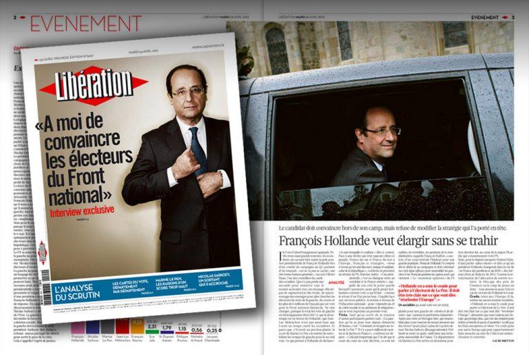 «Άνοιγμα» Ολάντ στους ψηφοφόρους της Λε Πεν | Newsit.gr
