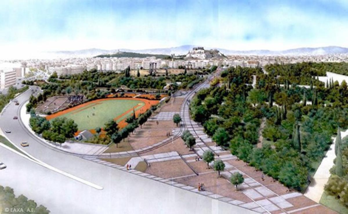 Εικόνες από το… μέλλον της Αθήνας   Newsit.gr