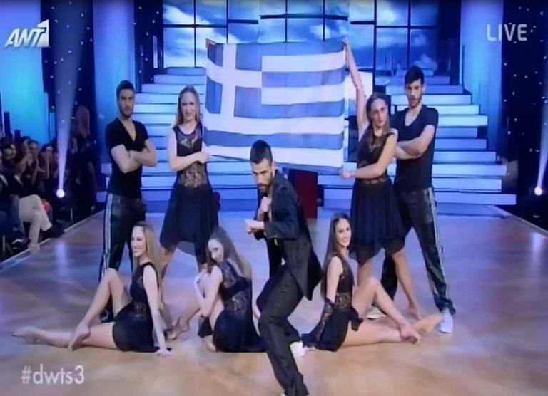 Ο χορός των Ελλήνων Ολυμπιονικών που ξεσήκωσε το κοινό στο «Dancing»   Newsit.gr