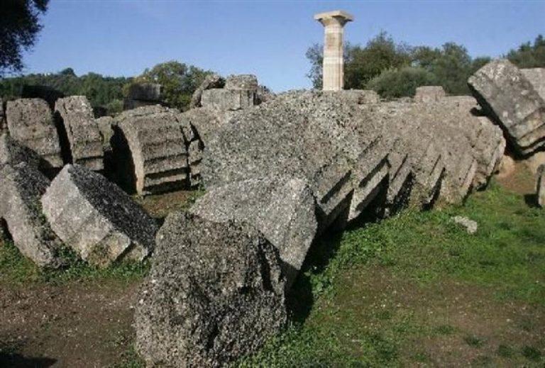 Ηλεία: »Η αρχαία Ολυμπία καταστράφηκε από τσουνάμι»! | Newsit.gr