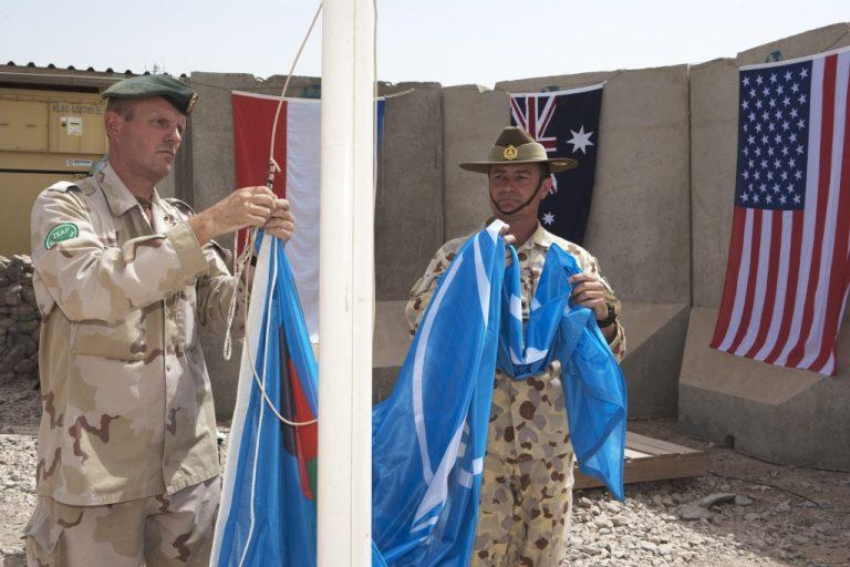 Αποσύρει το στρατό η Ολλανδία απο το Αφγανιστάν | Newsit.gr