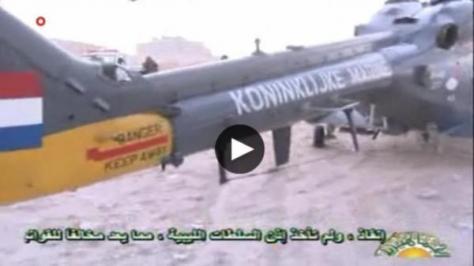 Με χειροπέδες στη Λιβυκή τηλεόραση οι Ολλανδοί πιλότοι – Δείτε το βίντεο στο onalert   Newsit.gr
