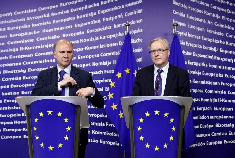 Μοσκοβισί και Ρεν θέλουν την Ελλάδα στο ευρώ… αλλά | Newsit.gr