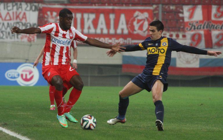 ΤΕΛΙΚΟ: Αστέρας Τρίπολης – Ολυμπιακός 0-1 | Newsit.gr