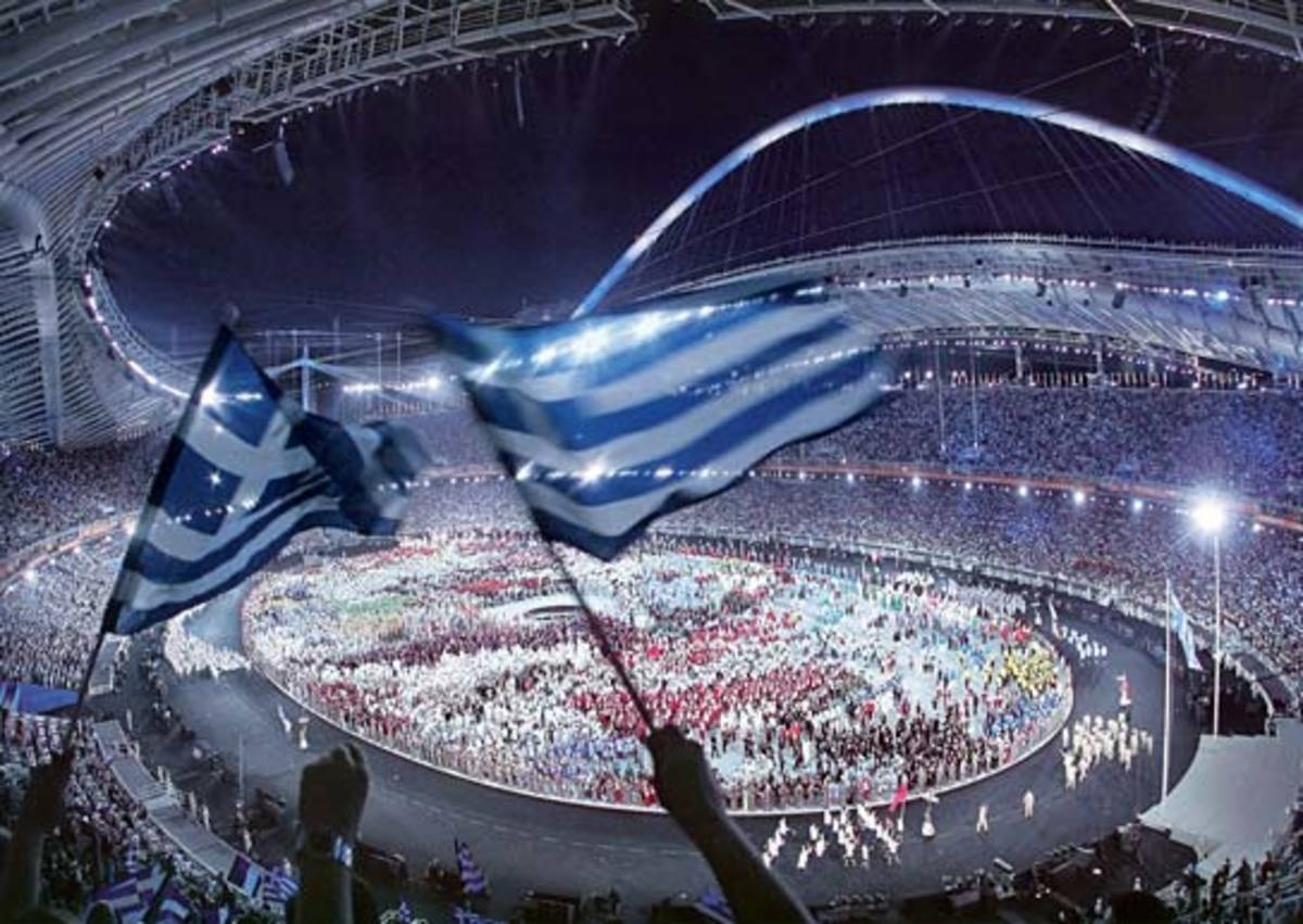 Οι Financial Times θεωρούν την Ελλάδα εκτός Ολυμπιακών αγώνων   Newsit.gr