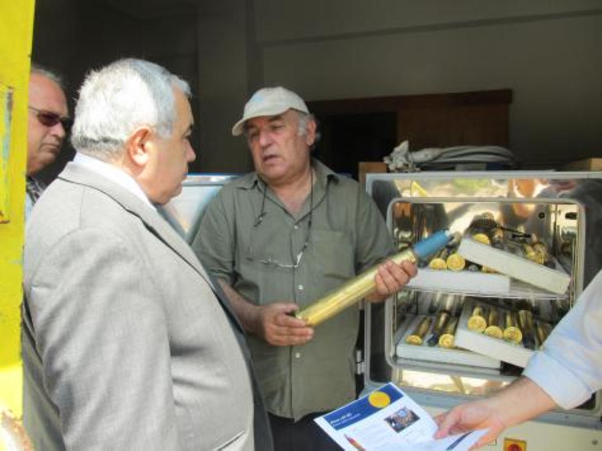 Πυρομαχικά made in Greece στις ΗΠΑ; Γιατί όχι; | Newsit.gr