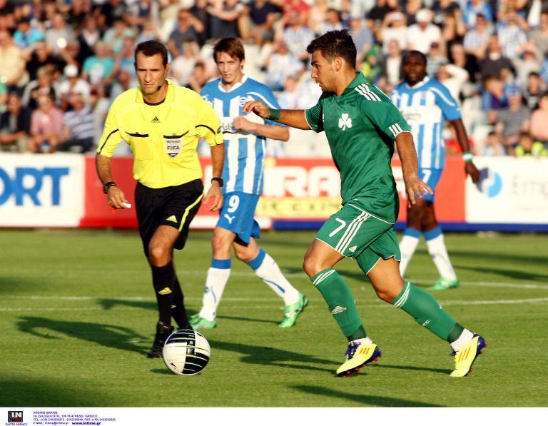ΤΕΛΙΚΟ: Οντένσε – Παναθηναϊκός 1-1 | Newsit.gr