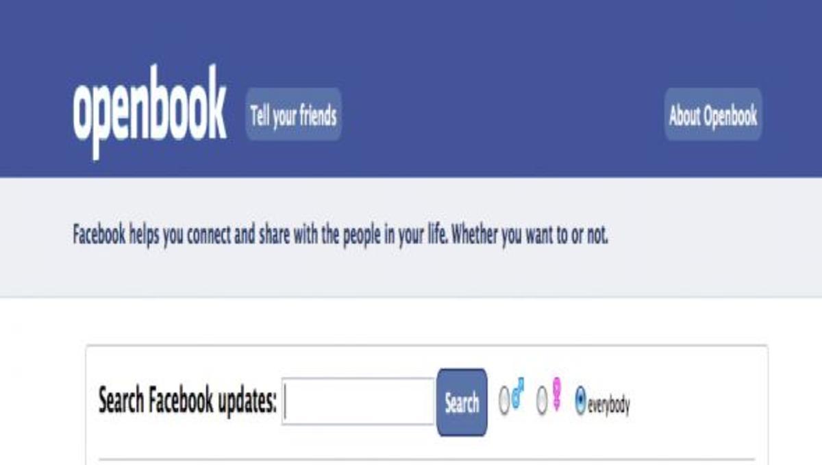 Ένα site αποκαλύπτει τα status στο Facebook!   Newsit.gr