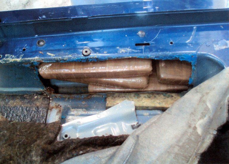 Ορεστιάδα: «Μπλόκο» σε αυτοκίνητο γεμάτο ηρωίνη | Newsit.gr
