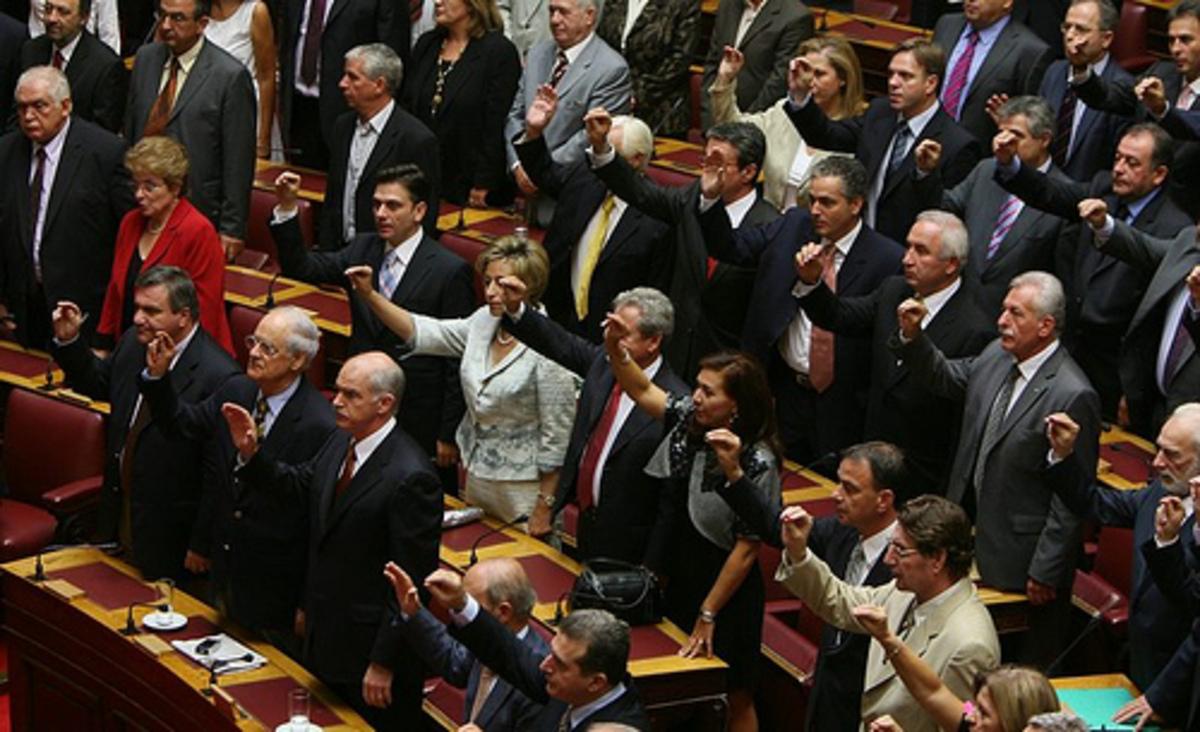 Αντιδράσεις για την ορκομωσία των βουλευτών του ΣΥΡΙΖΑ | Newsit.gr