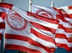 Ολυμπιακός για Νικολαΐδη: «Μεσίστιες οι «ερυθρόλευκες» σημαίες»