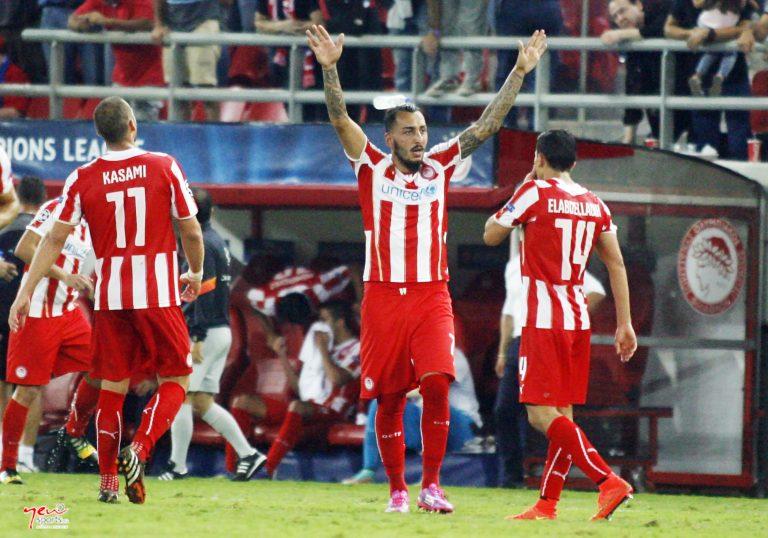 ΤΕΛΙΚΟ: Ολυμπιακός – Βέροια 3-0 | Newsit.gr