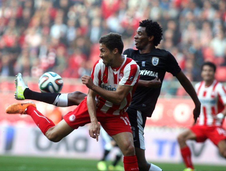 ΤΕΛΙΚΟ: Ολυμπιακός – ΠΑΟΚ 2-1 | Newsit.gr
