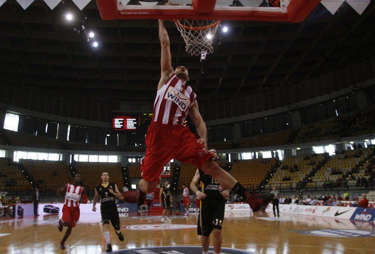 «Σκούπισε» το Μαρούσι ο Ολυμπιακός | Newsit.gr