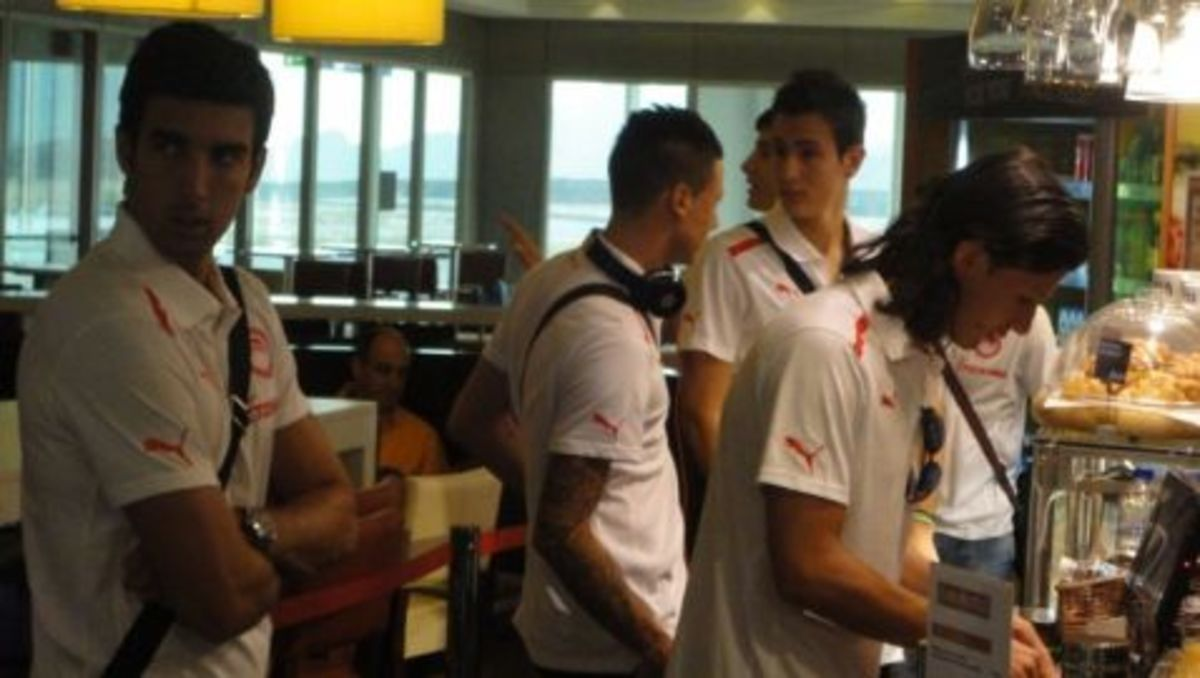 Με Γκουλάν στην Αυστρία Ολυμπιακός | Newsit.gr